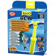 Animalerie  Aspirateur pour aquarium Tetra GC  GC 40 : pour les aquariums de 50 à 200 litres