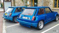 Vues Dans la Rue un Dimanche, les Renault 5 Turbo 2 vont par 2… - News d'Anciennes