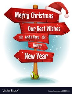 christmas wishes Merry christmas wishes on red signs arrows Vector Image Merry Christmas Card Messages, Christmas Wishes Quotes, Merry Christmas Calligraphy, Merry Christmas Wallpaper, Merry Christmas Quotes, Merry Christmas Greetings, Merry Christmas Images Free, Merry Christmas Vector, Merry Christmas And Happy New Year
