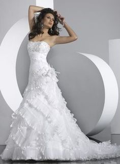 For my vow renewal wedding