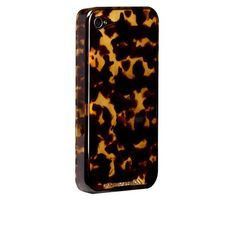 tortoiseshell iphone case