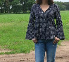 Als ich vor ein paar Wochen Sindys tolles Kleid aus einem indischen handbedruckten Stoff sah, habe ich mir den Stoff sofort bestellt und da...