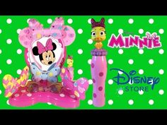DISNEY Minnie Headband Bow Maker Vanity Disney Store Fun Kids Toy Videos Surprise Tsum Tsum Series 2 - YouTube