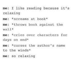 "Rachel Hovenden on Instagram: ""@phelanhappy so...yeah this is us #bookproblems #whysostupid #authorsaredumb"""