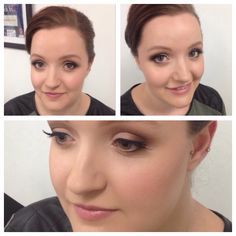 One of our stunning brides trial Hair & Makeup enquiries :  Weddings@wyecosmetics.com.au 1300 993 267