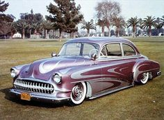 Larry Watson's influential custom Chevy.