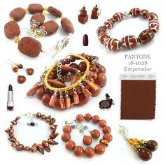 Biżuteria Pantone Emperador