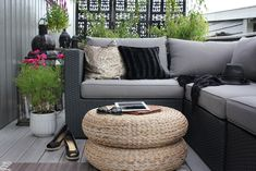 I love working from home and I want to turn my balcony into a outdoor work space!