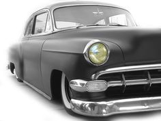 1954 Chevy Bel-Air - I always like the '57, but 1954 and LOW might be my new fave.