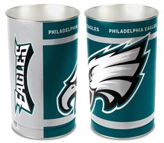 Philadelphia Eagles 15  Waste Basket