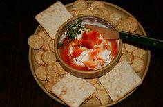 Philadelphia-chili-dippi - Kotikokki.net Hummus, Thai Red Curry, Philadelphia, Chili, Tacos, Mexican, Ethnic Recipes, Food, Chile