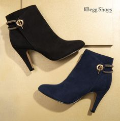 Black Heel Boots, Black Heels, Heeled Boots, Bags 2014, Boot Brands, Rope Chain, Stiletto Heels, Peep Toe, Navy