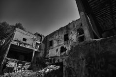 Deserted Edifices by Vangelis Rassias on 500px