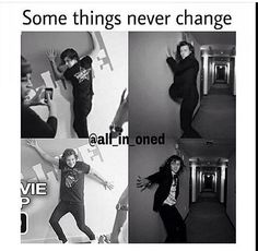 He may have grown in age but he's still the same Harry we fell in love with in 2010❤️ Love you Hazza