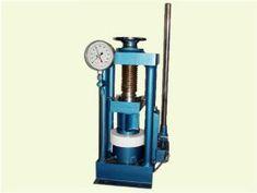 Compression Machine Cement
