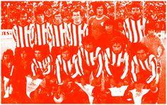 EQUIPOS DE FÚTBOL: SELECCIÓN DE PARAGUAY Campeona de la Copa América de 1979