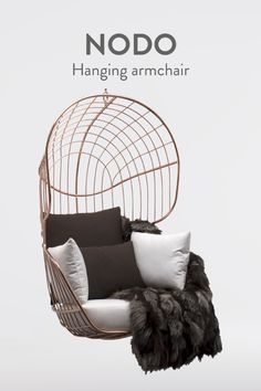 Discover all the fall outdoor furniture for 2020 Hanging Chair, Armchair, Outdoor Furniture, Fall, Home Decor, Sofa Chair, Autumn, Hammock Chair, Single Sofa