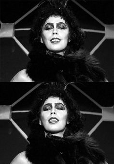 """dontdreamitbehim: """" Tim Curry in The Rocky Horror picture Show (1975) """""""