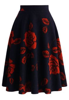 Red Skirt Long Satin Skirts With Lining Summer Women Novelty Skirts Lady High Street Draped Weddings & Events