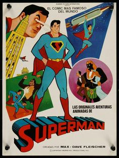 Fleischer Studios Superman