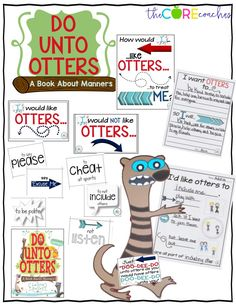 Do Unto Otters read-