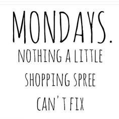 #MondayMotivation #ShoppingSpree #StellaDotStyle