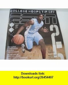 ESPN Magazine Top 25 (College Hoops Tip-Off Harrison Barnes, Novmeber 14) Chad Millman ,   ,  , ASIN: B006413HEU , tutorials , pdf , ebook , torrent , downloads , rapidshare , filesonic , hotfile , megaupload , fileserve