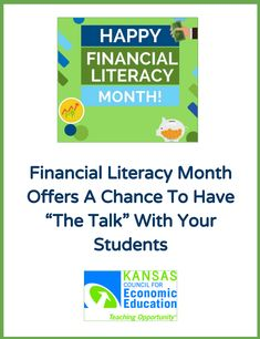happy financial literacy month - 235×306