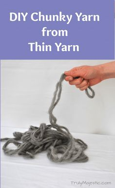 For all those who are not willing to spend their arms and legs on yarn, here's a sweet alternative to wool roving. It's time to make your own yarn. Not only is it quick and Read more…