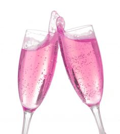 I know I have arrived in Paris when I can have all the pink Champagne I want...