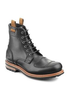 Norton Rise Leather Biker Boots | Hudson's Bay