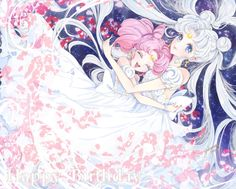 Neo Queen Serenity & Princess Small Lady