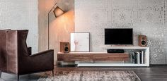 Cattelan Italia Link TV unit by Paolo Cattelan