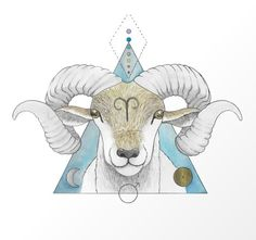 Aries the Ram ♈