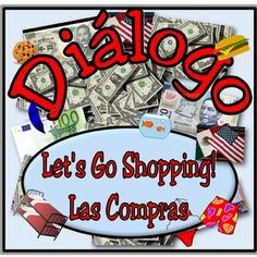 Teach your students the give and take of purchase transactions with this amazing bilingual thematic dialogue. This interactive conversation will provide your students with common textbook expressions above the Spanish 1 level and dozens of other authentic variations between a customer