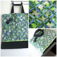 Vintage tote bag - from pimprelys.over-blog.com