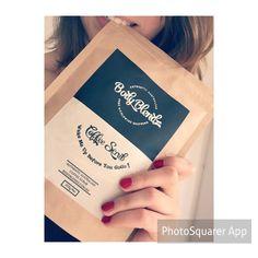 missjula: Thank you @body_blendz  #thankyou #bodyblendz #love #iPhone6 #hoffentlichbringtswas #DoYouEvenScrub #CoffeeScrub #Scrub #Coffee #SkinCare #SkinCareProduct #Exfoliate #Hydrate #Firm www.bodyblendz.com.au