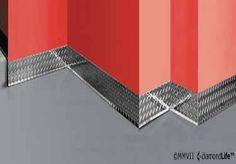 Diamond Plate Wall Base Molding