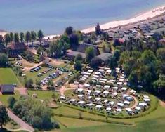 Scharbeutz - Camping Hof Sierksdorf (2 Tage min. Aufenthalt)