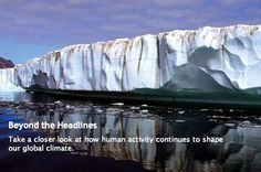 gov (videos, interactive activities, and lesson plans for teaching about climates and climate change - Free Technology for Teachers) Science Lesson Plans, Science Lessons, Science Ideas, Science Websites, Science Classroom, Teaching Science, Science Education, Weather And Climate, Climate Change
