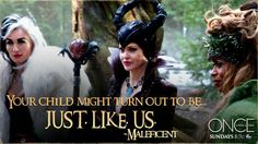 OUAT - Maleficent