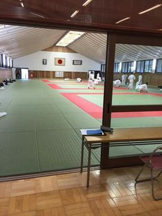Martial arts schools, dojo and gyms