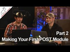Making Your First POST Module, PART 2 - YouTube