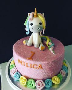 Unicorn Cake by Şebnem Arslan Kaygın
