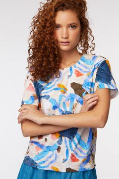 Gorman Clothing, Women's Clothing, Quirky Fashion, Floral Tops, Online Price, Clothes For Women, Formal Dresses, My Style, Stylish