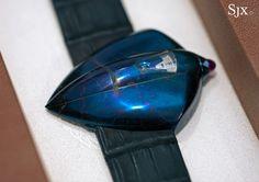 Hands-On with the De Bethune Dream Watch 5 Meteorite