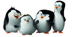 Penguins Penguins of Madagascar 2014 Cartoons Animals