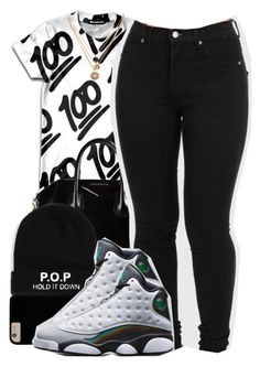 """""""Untitled #1623"""" by ayline-somindless4rayray ❤ liked on Polyvore featuring Givenchy and LowLuv"""