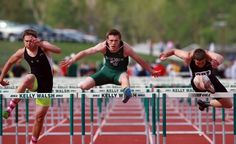 Youth track and field: Six Casper athletes compete at national junior Olympics meet : High-school