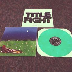 Title Fight-Floral Green